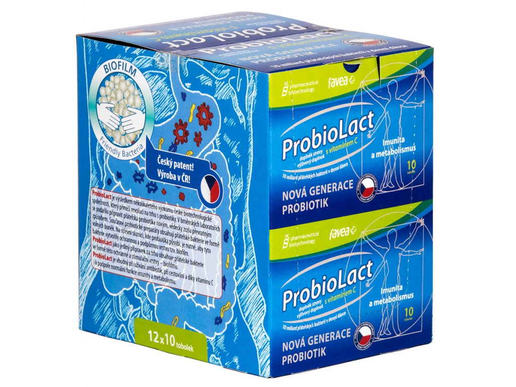 Probiolact 10x12 foto 1
