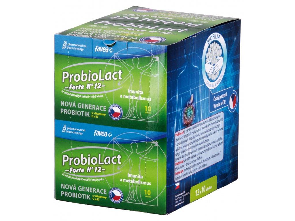 Probiolact forte No12 box 12x10