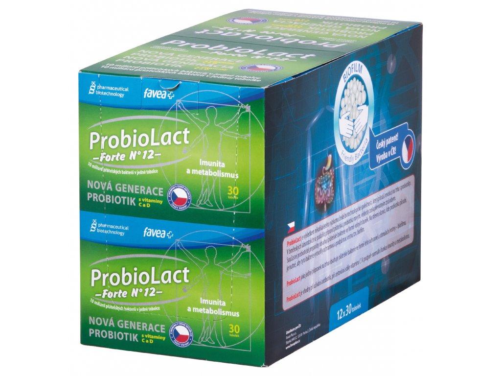 Probiolact forte No12 box 12x30