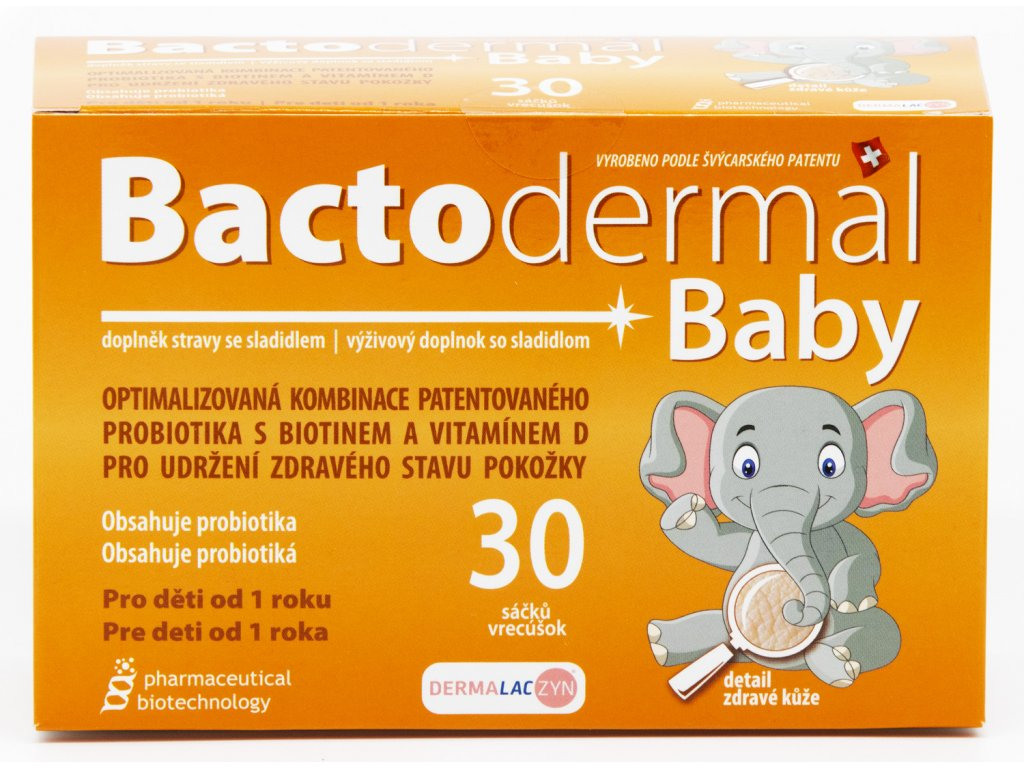 Bactodermal baby 1